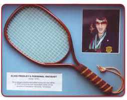 Elvis Presley racketball