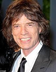 Mick Jagger Squash